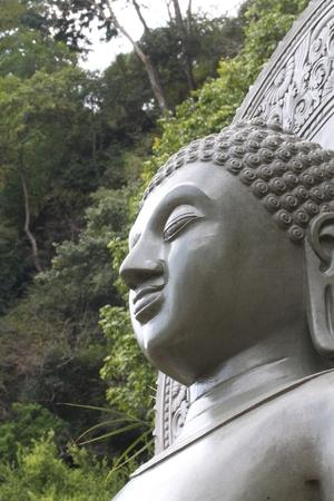 Buddha background color