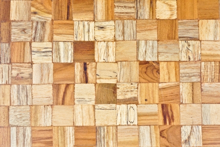 wood texture with checked patterns photo