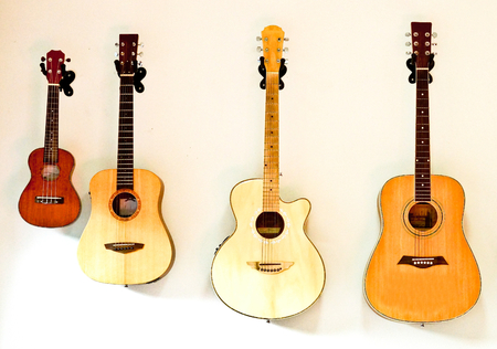 guitars photo