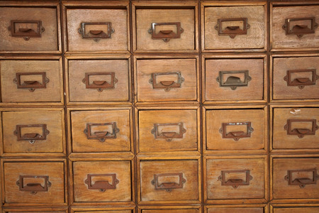 chest of drawers: old chest of drawers