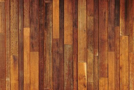 madera: pared de tablones de madera  fondo de pared de madera Foto de archivo