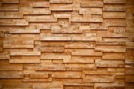 couches de mur de planches de bois