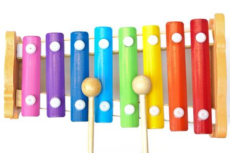 xilofono: peque�o xil�fono m�sica instrumento de percusi�n beb�
