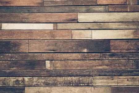 alte Holzdielenwand Standard-Bild