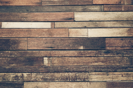 old wood plank wall