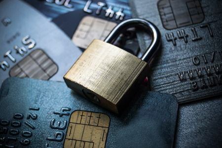 secured payment: credit card data security