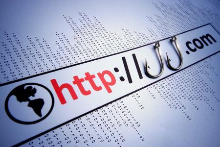 sitio de phishing