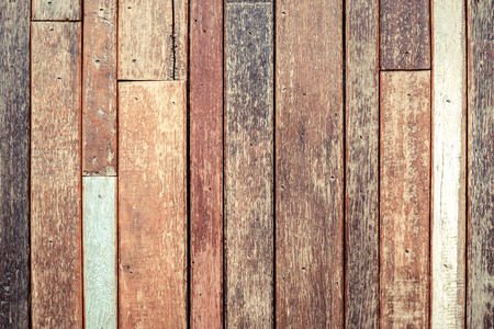 construction material: Old wood plank wall background