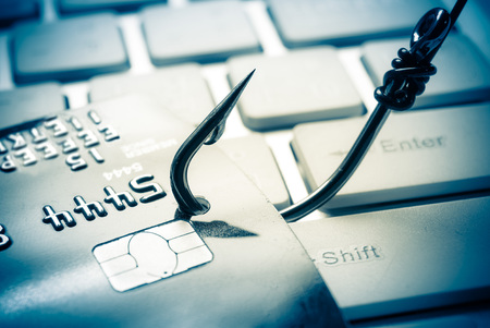 crime: credit card phishing attack