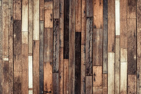 old wood plank wall background Stockfoto