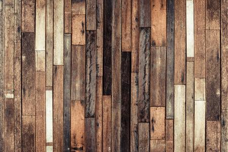 Vieux bois mur de planches de fond Banque d'images - 46354729