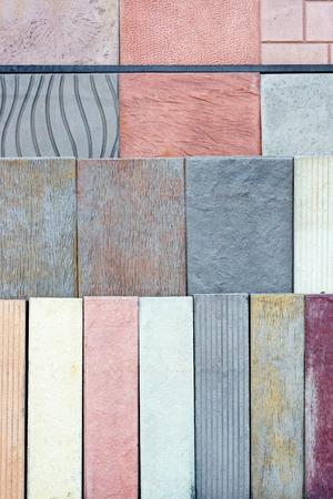 granit: different types of outdoor floor tiles