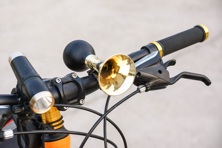 bicycle horn and torch