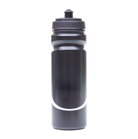 sport object: Bicycle water bottle