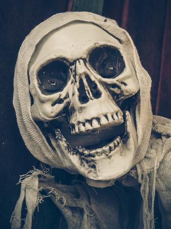 haunting: Skeleton Ghost
