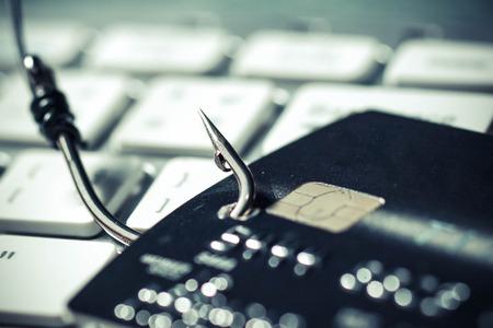 phishing: credit card phishing attack
