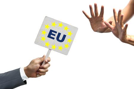 Brexit. EU referendum 2016