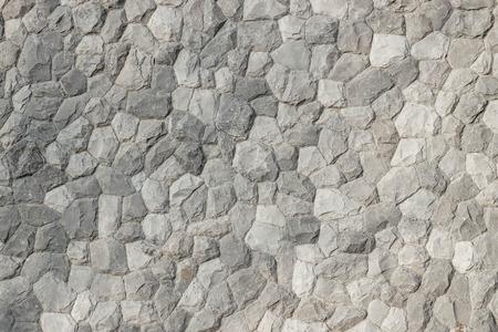 Rock wall background Stock Photo