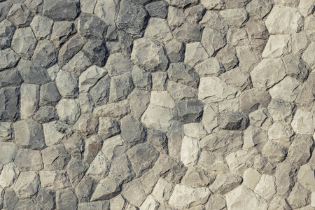 desgn: Rock wall background Stock Photo