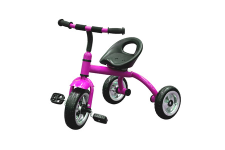 velocipede: Tricycle for kids Stock Photo