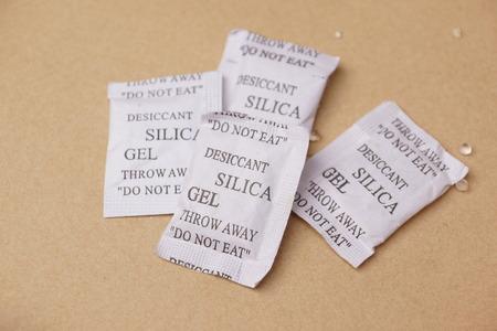 silica gel packs