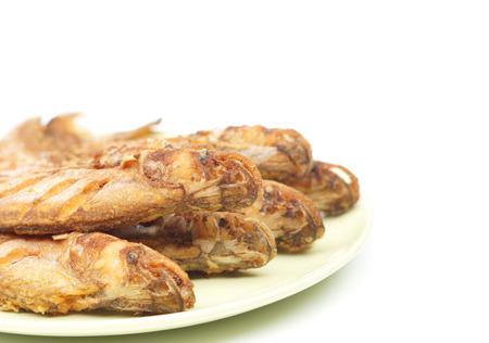 Fried Sheatfishes