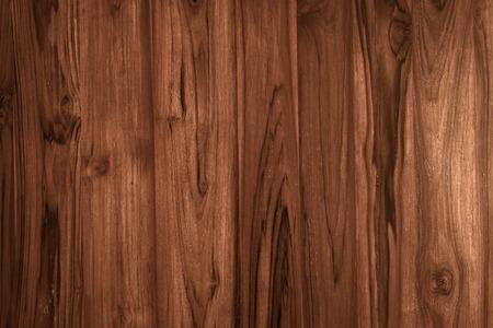 Textura de madera. Superficie del fondo de madera de teca para el diseño y la decoración Foto de archivo - 85345521