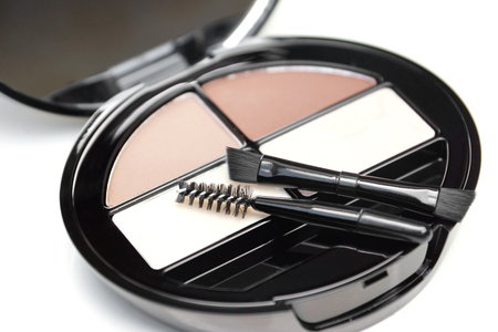 grooming product: Closeup eyebrow kit
