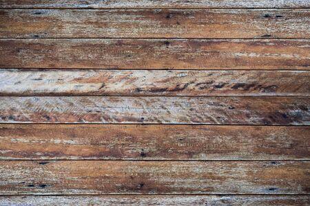 Wood plank wall background Standard-Bild - 128335478