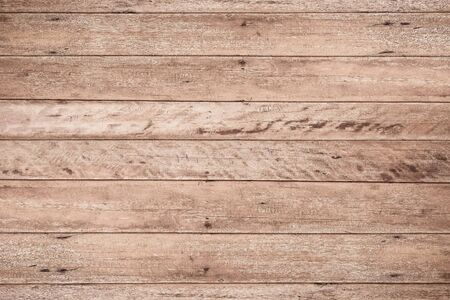 Wood plank wall background Standard-Bild - 128335484