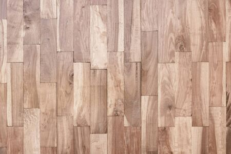 Wood texture background - Layer of wood plank arranged as a wall