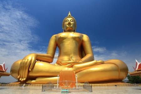 Mouang Temple, Ang Thong Province, Thailand photo