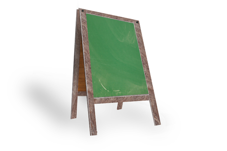 board isolated on background.