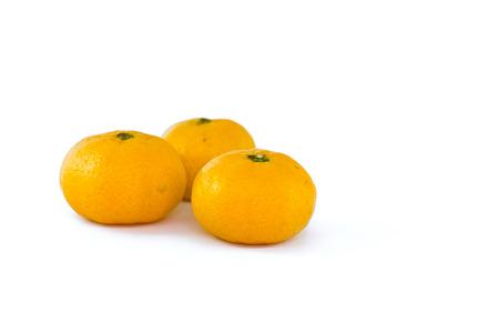group of orange balls Banco de Imagens