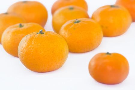 many orange balls Banco de Imagens
