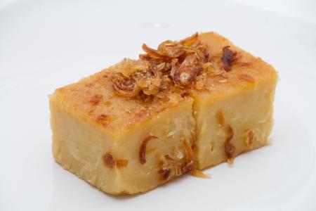 Moe s Tavern Thai sweet dessert  on a white background
