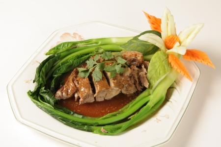 pot-stewed duck