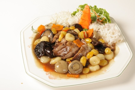 Pa-Lo Duck is a Chinese food grains