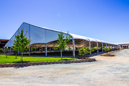 Covered Equestrian Arena