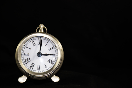 Decorator Clock With Roman Numerals