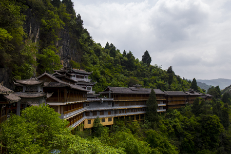 Antique building of Yunlin, Tongren