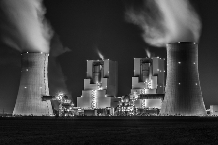 rwe: Powerplant in Neurath near Cologne