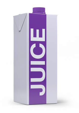 Juice pack without brand