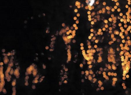 december: December lights