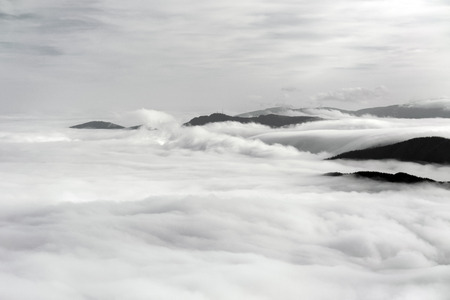 inversion: Dynamic inversion weather in eastern Austria