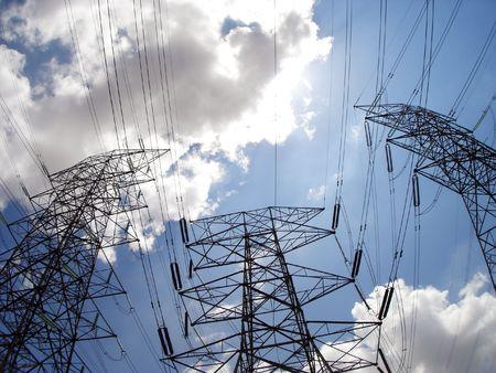 power of distribution Stock Photo - 4807337