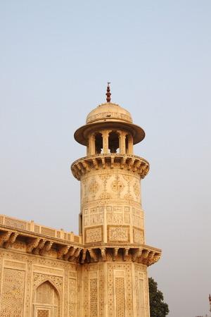 Tomb of Itimad, Agra , Delhi , India , 2012, January, 1st
