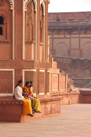 Rajastan Travel, Jawab Masjid and Agra Fort ,Agra City,  2011, December, 31th Editorial