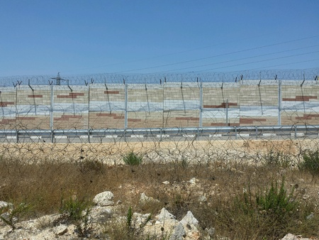 wire: Wall of occupation