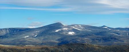 The Besseggen Ridge in Jotunheimen Norway taken in 2017 Stock Photo